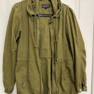 Utility / anorak jacket small